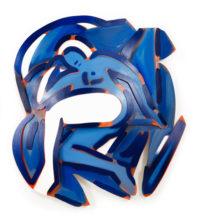 Blue Nude #21