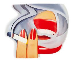 Smoker #2 (3-D)