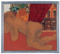 14th Street Nude #1