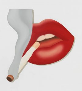Tom Wesselmann at Almine Rech Gallery, Paris