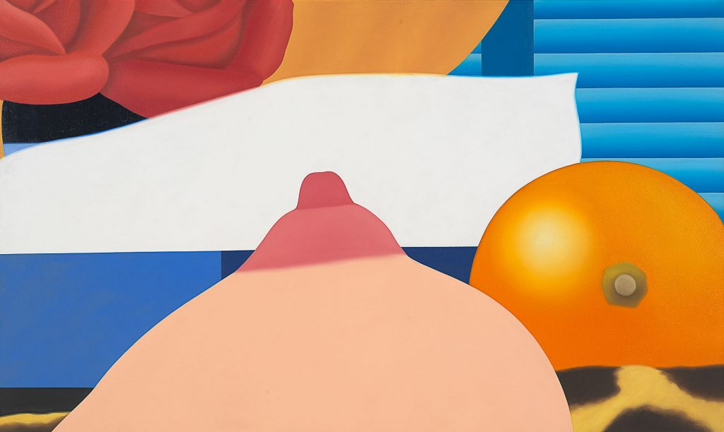 Tom Wesselmann at Gagosian and Almine Rech Gallery,  London