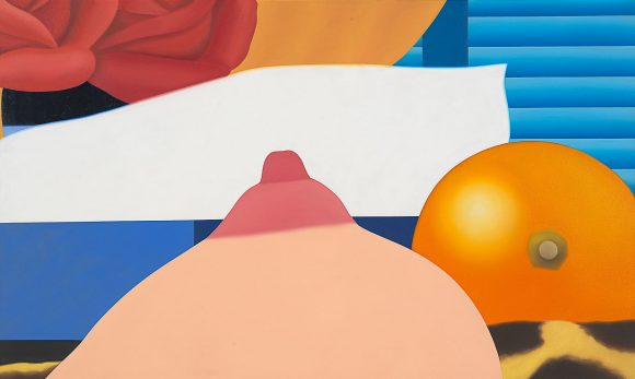 Tom Wesselmann at Gagosian, London