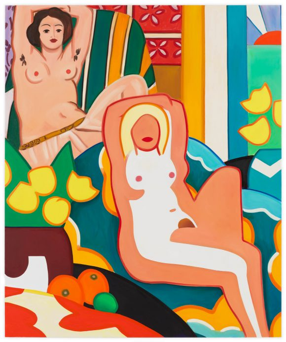 Tom Wesselmann at Almine Rech Gallery, London
