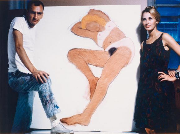 The Estate of Tom Wesselmann is represented exclusively worldwide by Gagosian and Almine Rech Gallery.
