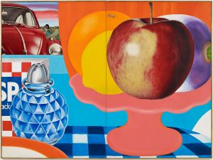 Wesselmann: 1963-1983 at Gagosian, Beverly Hills
