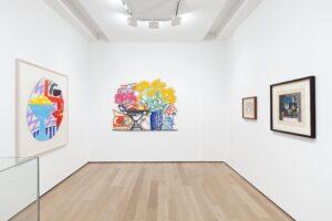Still Life at Almine Rech Paris, a group exhibition exploring the timeless genre